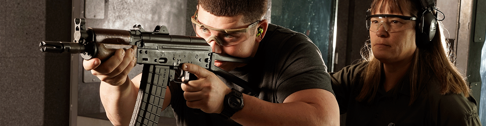 Armory Ranges - Shooting Class