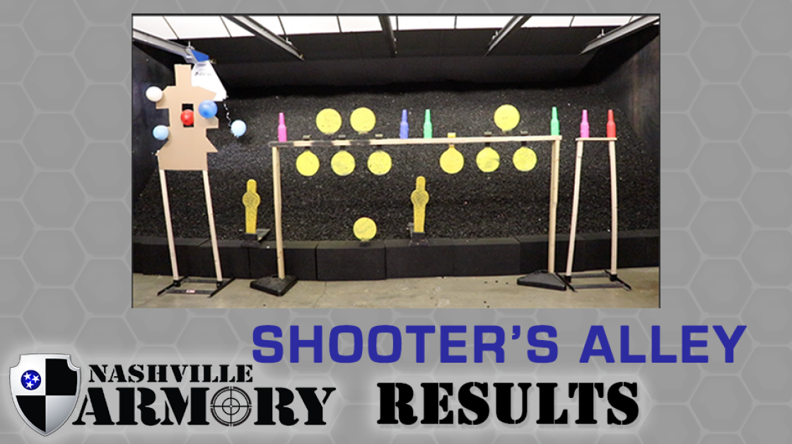 Shooter's Alley Targets and Balloons