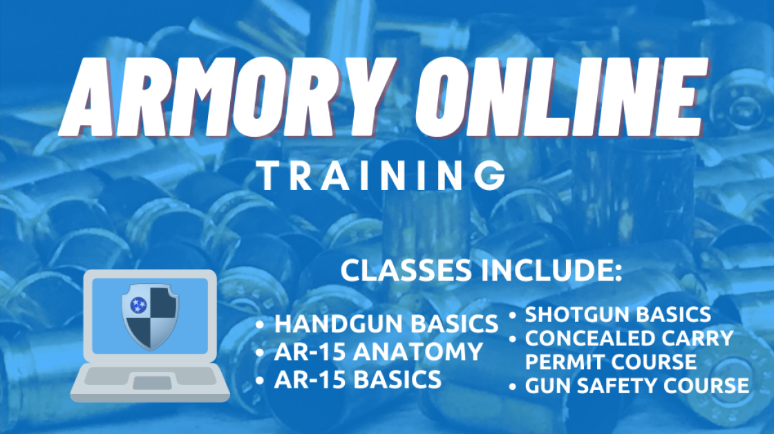 Armory Online Training