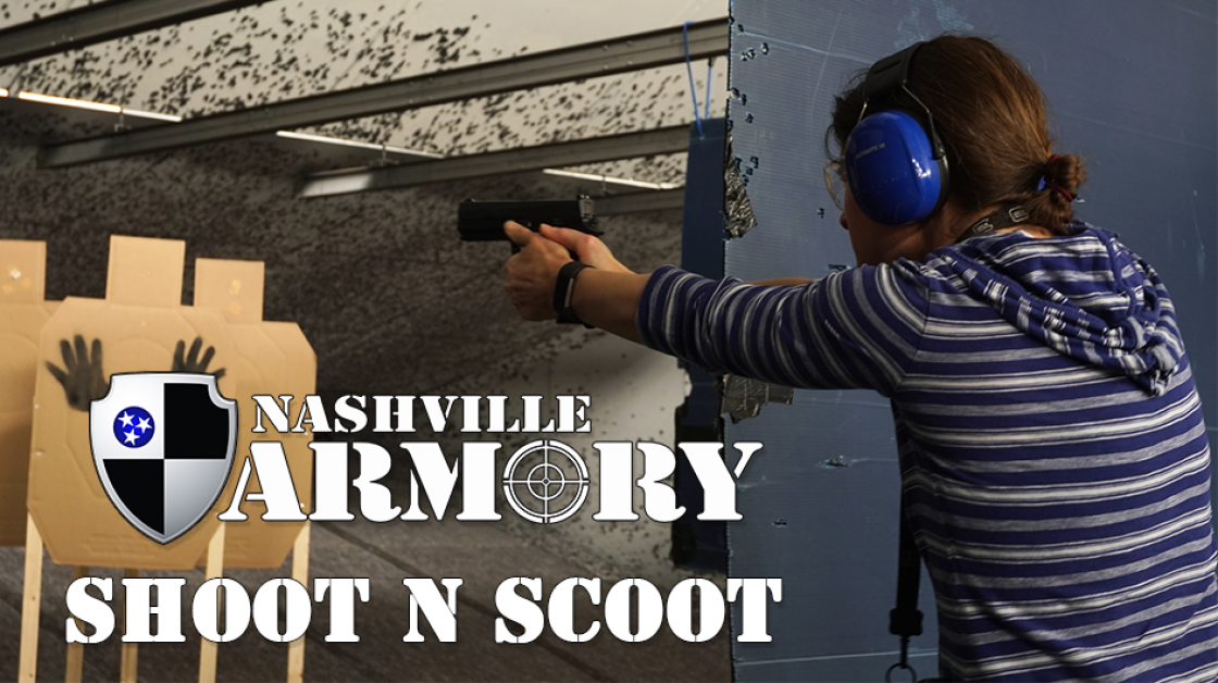 Nashville Armory Shoot N Scoot