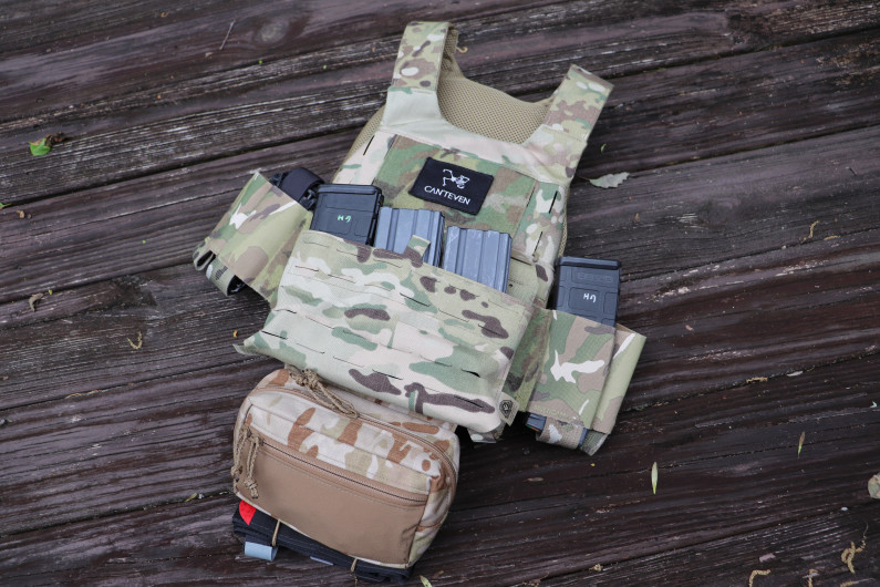 Ferro Concepts Slickster Plate Carrier
