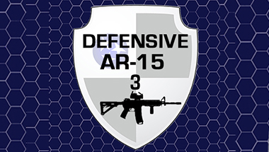 Defensive AR-15 3