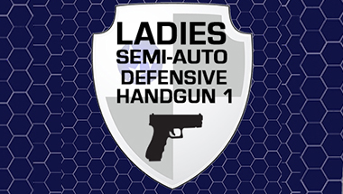 Ladies Only: Semi-Auto Defensive Handgun 1