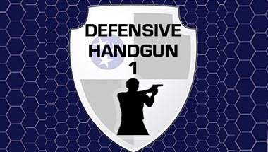 Defensive Handgun 1