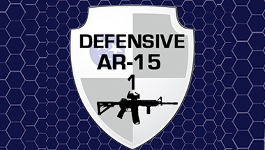 Defensive AR-15 1